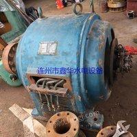 出售二手水轮发电机160千瓦8极