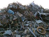 长期高价回收凯发娱乐铁,有色金属,报废设备