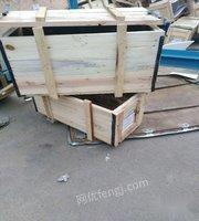 机械厂的松木包装木盒成色好 处理