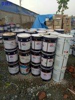 回收库存废旧橡胶防老剂氧化锌油漆环氧树脂松香树脂,
