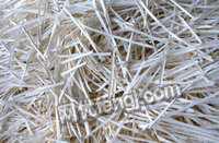 Recycling factory waste paper for large quantity
