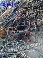 Selling scrap copper wire