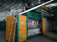 低价处理佛山娜发立式6辊刷毛机,门幅2.2米,2010年