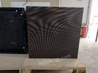 处置积压P2.5室内型材铝箱8.6平方