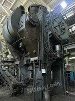 转让库存3150吨热模锻压力机