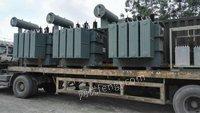 出售1250kva电压35000/750v二手电力变压器