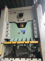出售扬州锻压200吨闭式单点压力机