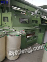 Selling one used Taihang roving machine,FA421A large spindle with frequency converter,120 spindle