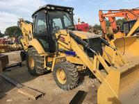 市场库存CAT卡特420F-2两头忙挖掘机