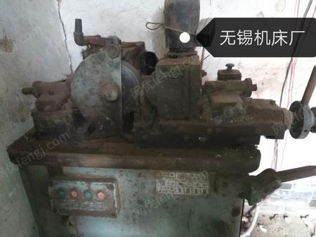 厂家处理简易/无锡小型(主轮直径200公分)无心磨床2台、125/150/250台式砂轮机3台、磨刀机几台、有图片