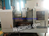 Used Nanjing ARCU VMC850E Machining cent