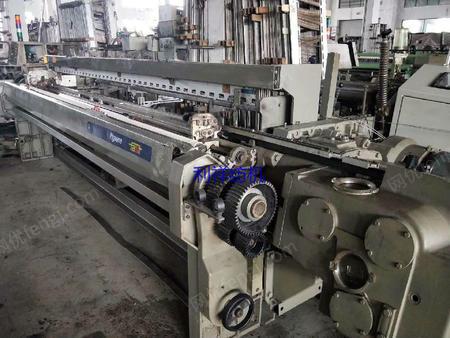 出售原装进口发斯特FAST-320带2660斯陶比尔电子多臂剑杆织机6台