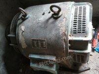 低价出售二手 10OKW的发电机配套,有水轮机和125KⅴA的变压器一台。