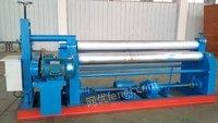 转卖卷板机4x1.6m,2x1m小型卷圆机12x2m半自动 16x2.2m自动液压