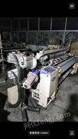 出售二手喷气织机|津田驹9100-230双喷史陶比尔1661积极凸轮,(2005