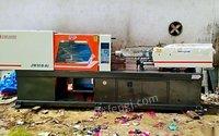 出售闲置二手香港震雄168吨变量泵注塑机