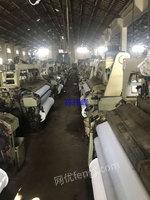 出售190喷水织机 青岛佳泰机械11年产.29台带小龙头.20台平机