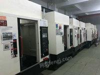 广东东莞出售10台T-5A数控机床电议或面议