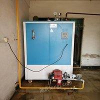 处理库存二手洗涤设备,全新蒸汽发生器
