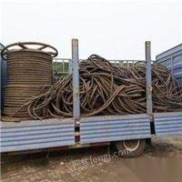 秦皇岛收购铜铝电线电缆,整轴电缆回收