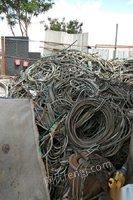 高价回收废铁,废铜,铝,电线电缆,铁皮,