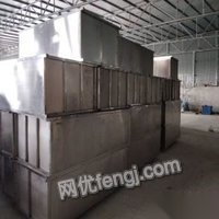 出售全新不锈钢柜高2米,长1米,宽60公分,