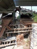 急售整套制砂生产线 日产量2000多吨