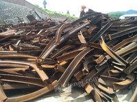 出售贵州六盘水80000吨废钢铁