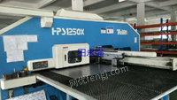 出售转让二手台励福数控转塔冲床 数控冲床HPS1250X ,型号:HPS1250