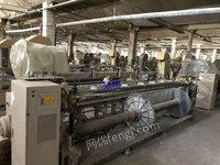 出售190Cm二手喷气织机203有135台 西安国棉二厂提货