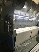 出售毛巾经编机10台 宏源1000加弹机