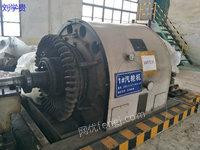 出售3000KW汽轮发电机一台