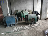 出售水轮发电机125千瓦8极两台