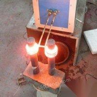 出售闲置二手高频焊接机高频淬火机退火机熔炼炉超音频加热机中频炉