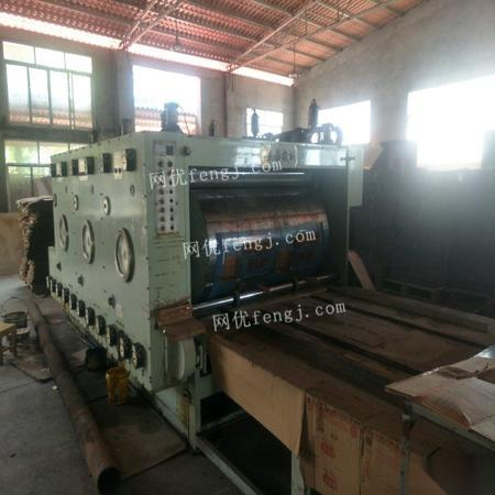纸箱机械整厂处理出售