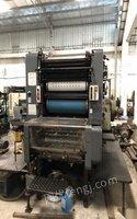 处理旧:海德堡650双色印刷机