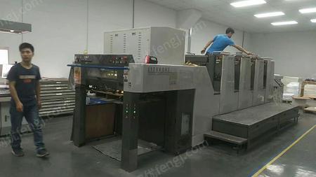 出售2011年小森LS-429高配厂机