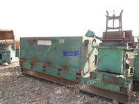 市场商家求购河北沧州10台二手水箱拉丝机轧制设备电议或面议