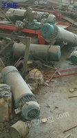 出售10吨坐式葫芦 起升12米 商丘工地拆迁多台QD20/51 22.5M