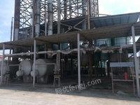 山东济宁出售4台二手蒸馏塔电议或面议