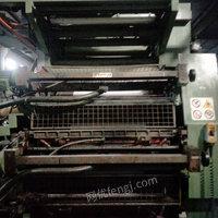 广东珠海出售1台六色柔印凸版印刷机再制造