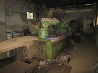 天津出售1台险峰73年M84100*5000二手轧辊磨床
