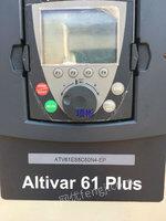市场现货ATV61ES5C50N4-EP施耐德变频器ATV61 500KW