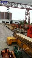 出售80/20吨25冶金吊两台 50/10吨19米冶金吊一台