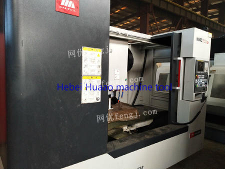 Shenyang VMC-850B Machining center, Vert
