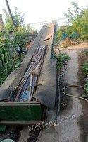 传送带排渣机8米长出售