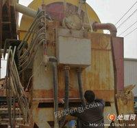 山东济南出售1台选矿设备2000立环磁选机电议或面议