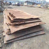 采购武汉铺路钢板废旧钢板旧钢板利用钢板
