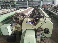 出售二手进口片梭织机P7100/390米 30台 河北提货