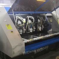 出售PCB钻孔机雪龙4轴数控钻机
